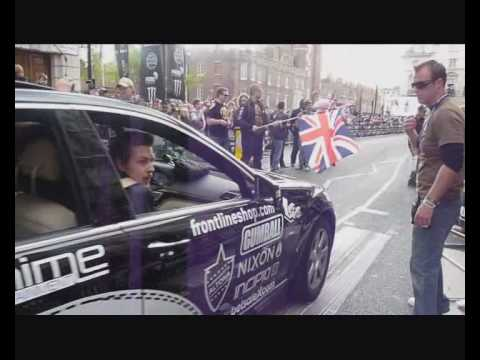 Joko & Klaas Gumball 3000 – 2010 Start London