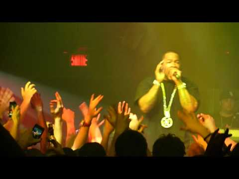 Xzibit – 'What's The Difference' Live @ Dagobert, Quebec City, Nov 15th 2010.