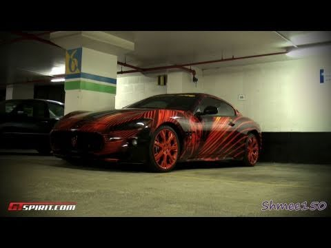 Gumball 3000 2011: Team Malibu's Most Wanted – Maserati Granturismo S
