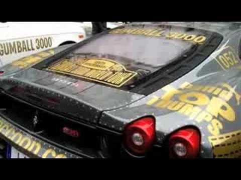 Gumball 3000 San Francisco 2008