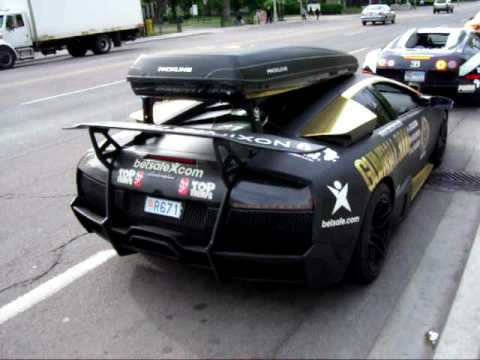 www.MOTRface.com Gumball 3000 Rally 2010 Toronto #6