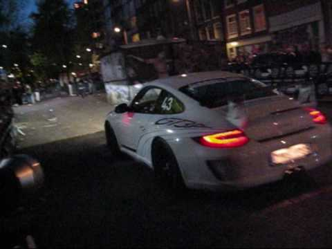 Gumball 3000 – 2010 – Amsterdam – May 1st – Part 1