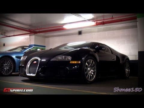 Gumball 3000 2011: Texas Bugatti Veyron