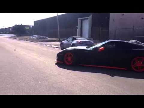 zr1 corvette gumball3000 team 4-
