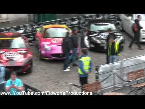 HD Gumball 3000 balcony shot