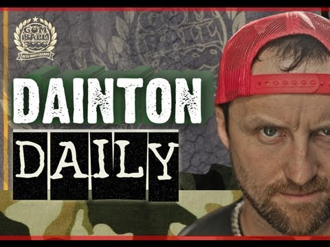Gumball 3000 2013 Dainton Daily enters Krakow with the Dudesons
