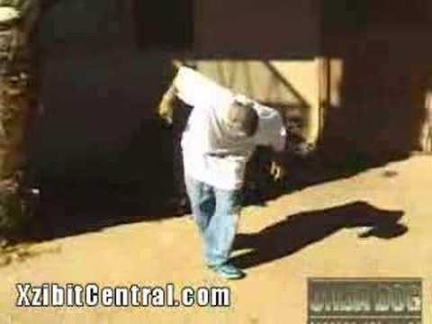 Xzibit – Learn to Crip-Walk – Video 3