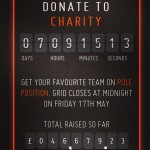 The #countdown has started on the #gumball3000 website! #Donate to your favourite team and see us reach our goal of £100,000 to help youth projects…