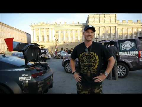 "Team Betsafe Gumball 3000 '13 – Jens Byggmark, ""It's not a normal day"""