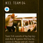 Show some love for @trillog AKA Team Trill they are currently in 33rd position – get them further up the grid with your donations! #gumballdonate…