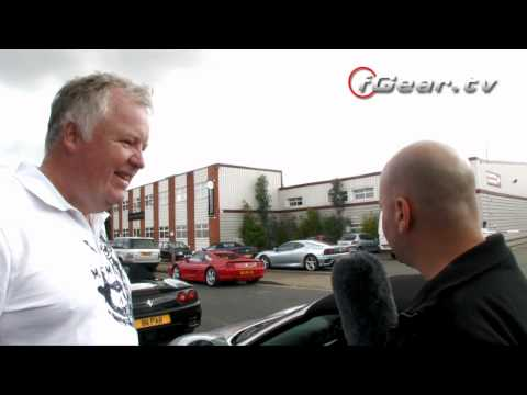 fGear meets Giles and his Ferrari 360