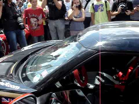 Gumball 3000 in sofia 2011 part 3
