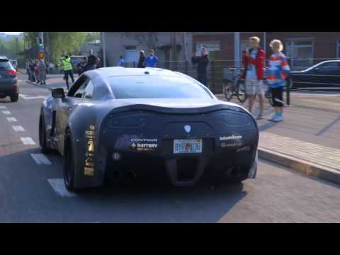 Team Galag Update 2 – 2013 Gumball 3000