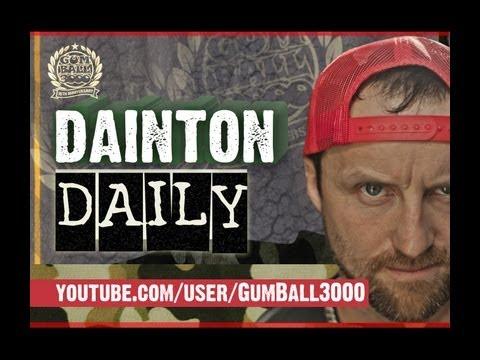 Gumball 3000 2013 Dainton Daily – Premier Park in a Porsche 911 997 Turbo