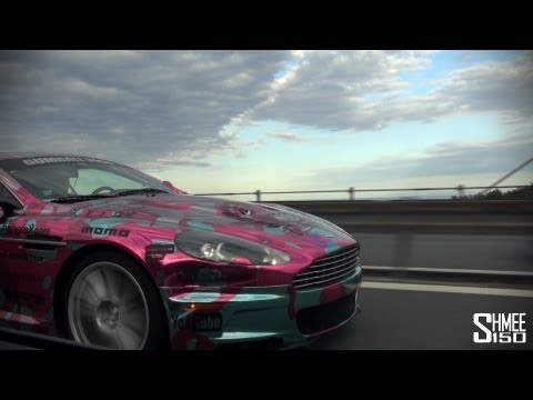 Gumball in the Tunnels: Aston Martin Vanquish and DBS