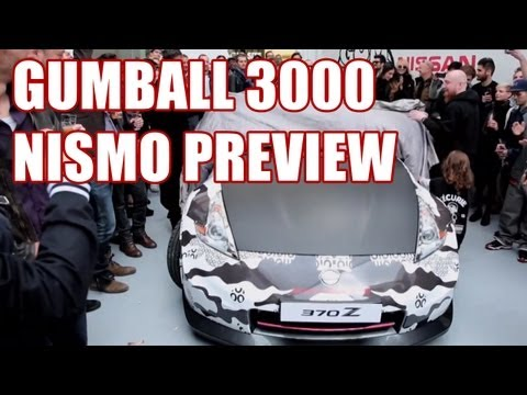 2013 GUMBALL 3000 – NISMO TV PREVIEW!