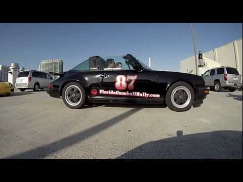 Gumball Rally Florida 2013 Part 1