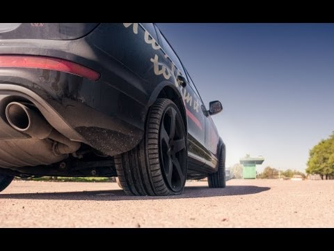 Team Betsafe Gumball 3000 '13 – Q7 Breakdown