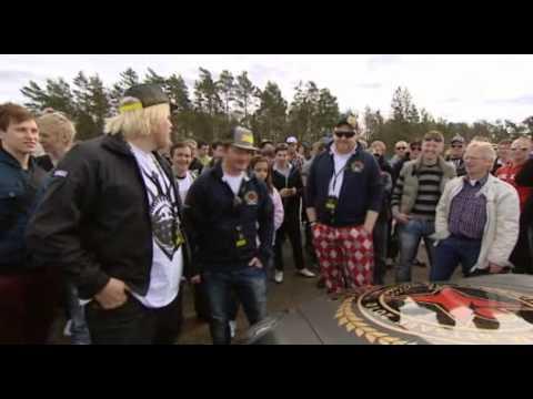 Erik & Mackan Gumball 3000 Season 1 Ep 4