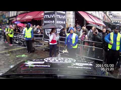 Gumball 3000 2011 – 2.  London to Paris