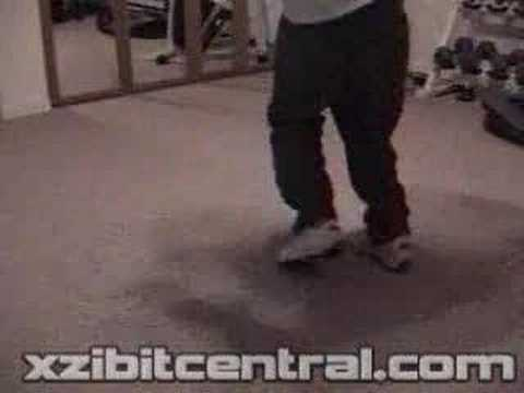 Xzibit – Learn to C-Walk – Xzibit's track Get Your Walk On