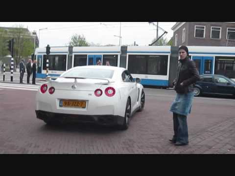 Gumball 3000! ( nissan GT-R )