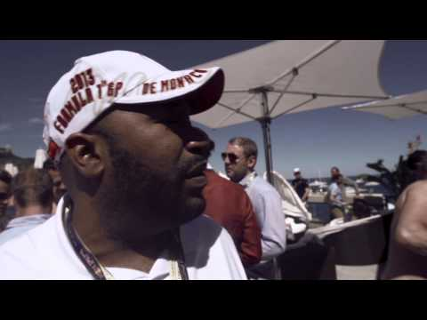 Team Betsafe Gumball 3000 '13 – Bun B update from Monaco