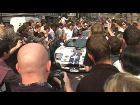 Gumball Rally Start in London – Part 2 of 2