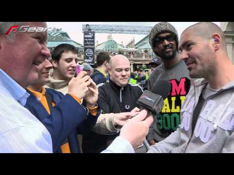 Shane Lynch @ Gumball 3000 (2011)