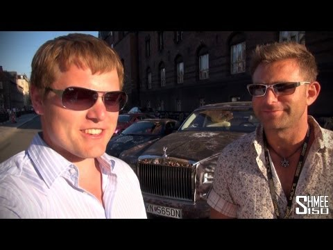 Introducing Josh and House Cartu for the Gumball 3000