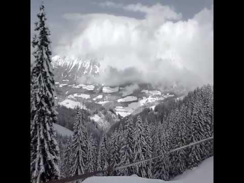 Skiing: Skiwelt 2013 Muvi HD Gumball 3000