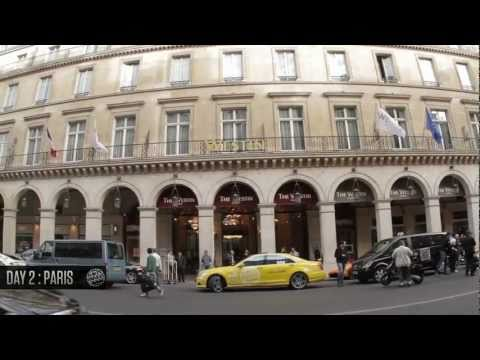 Gumball 3000 2011 – 3. Paris to Barcelona