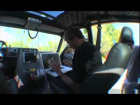 """Gumball 2010 Part 5 – Tony Hawk """"Certified Clips"""""""