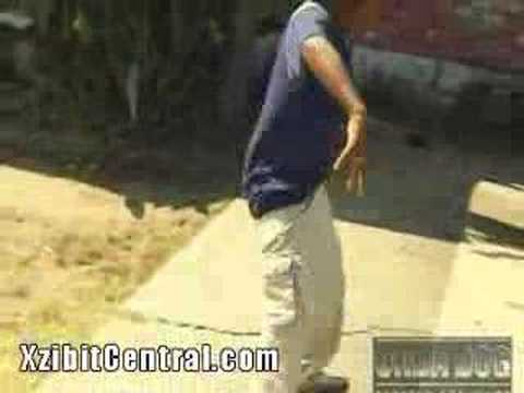 Xzibit – Learn to Crip-Walk – Video 2