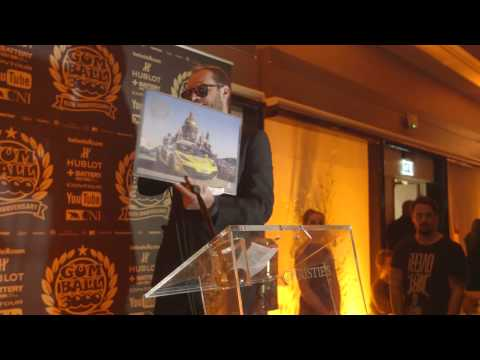 Team Galag Update 7 – 2013 Gumball 3000