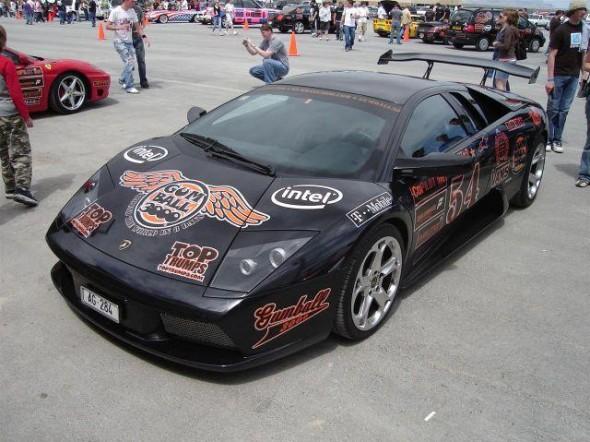 Gumball 3000 2003