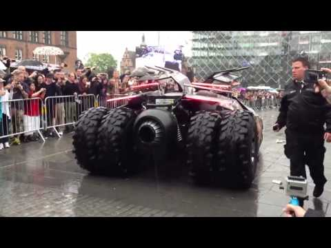 Start of the 2013 Gumball 3000 Rally – Copenhagen