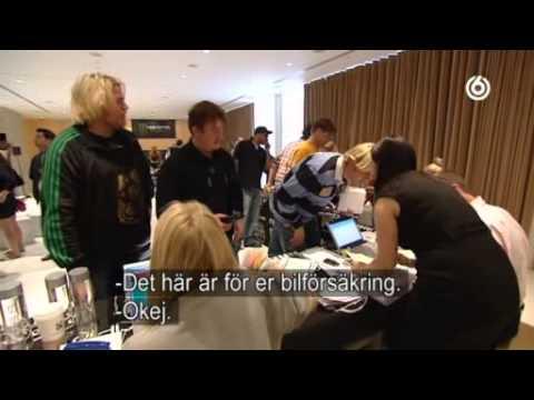 Erik & Mackan Gumball 3000 Season 1 Ep 1