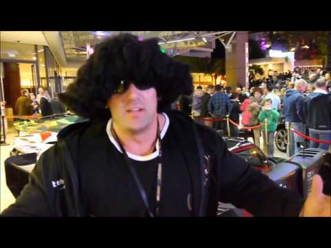 Team Betsafe Gumball 3000 '13 – Robert Burneika in Monaco