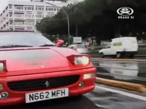 Extreme TV Gumball 3000 2005 ep6  1/3