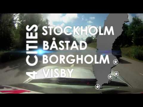 Route of Sweden 2012 Official Trailer