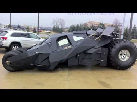 Tumbler Replica to run Gumball 3000
