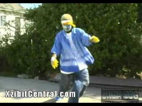 Xzibit – Learn to Crip-Walk – Video 5
