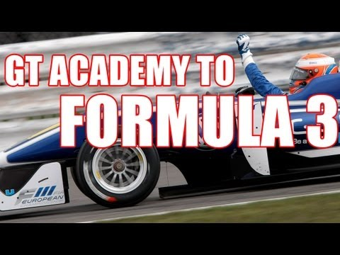AMAZING JOURNEY FROM GT ACADEMY TO F3 – Jann Mardenborough's first Formula 3 at Silverstone