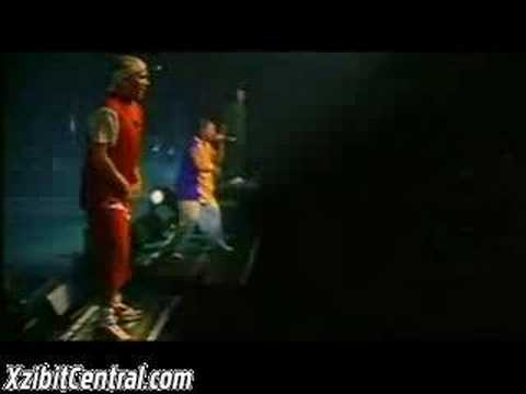 Dr.Dre feat Xzibit & Eminem – Whats The Difference – (Live)