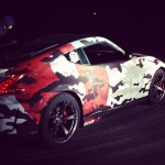 The #gumballarmy is coming! #nismo #gumballcamo check out the full entry grid @gumball3000 .com