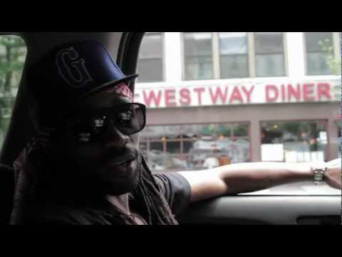 Part 2: Madcon, Gumball 3000 – Riding out from TIMES SQUARE