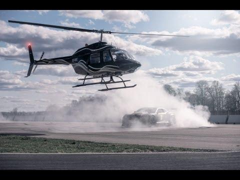 Jens Byggmark – Camaro Burnout