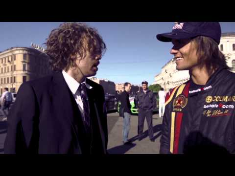 Team Betsafe Gumball 3000 '13 – Morning in St Petersburg w/ Dex