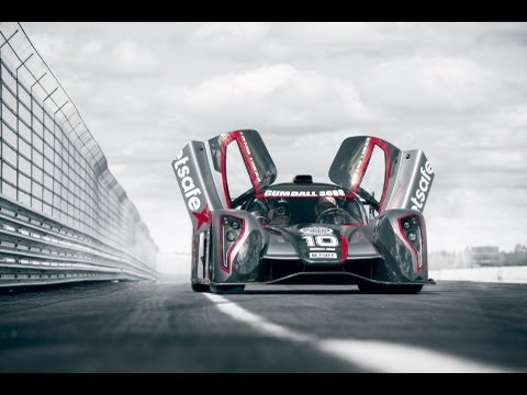 Team Betsafe Gumball 3000 '13 – Jon Olsson – Part 2